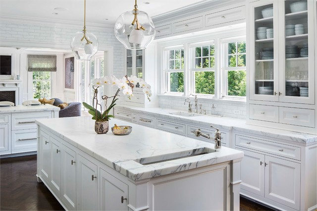 How to Clean Kitchen Cabinets | Houzz