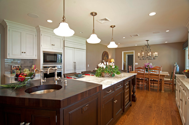 Scarsdale Transitional Kitchen Design and Project transitional-kitchen