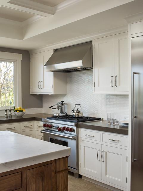 Scheinholtz Associates traditional-kitchen