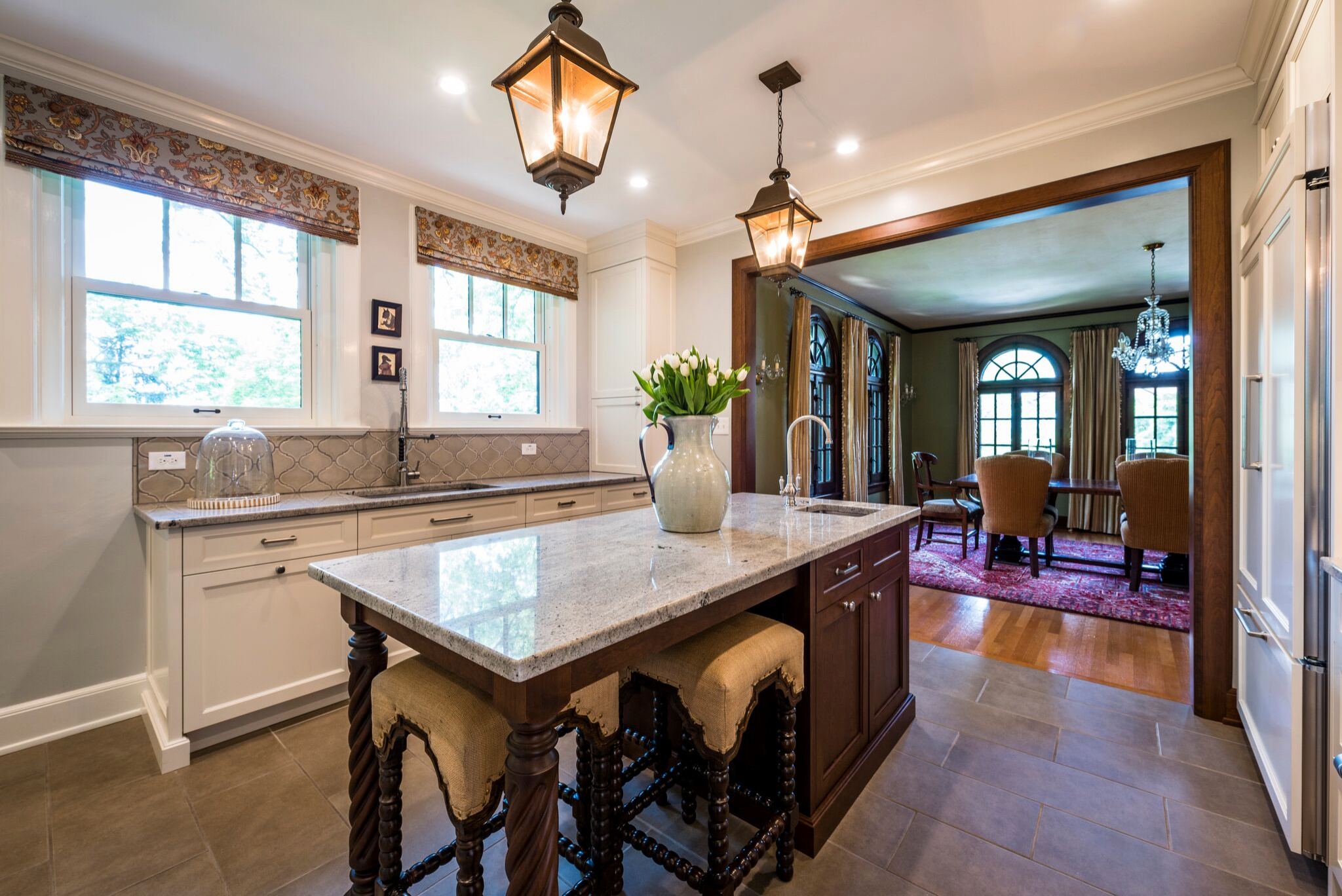 Schenk Avenue by Don Justice Cabinet Makers
