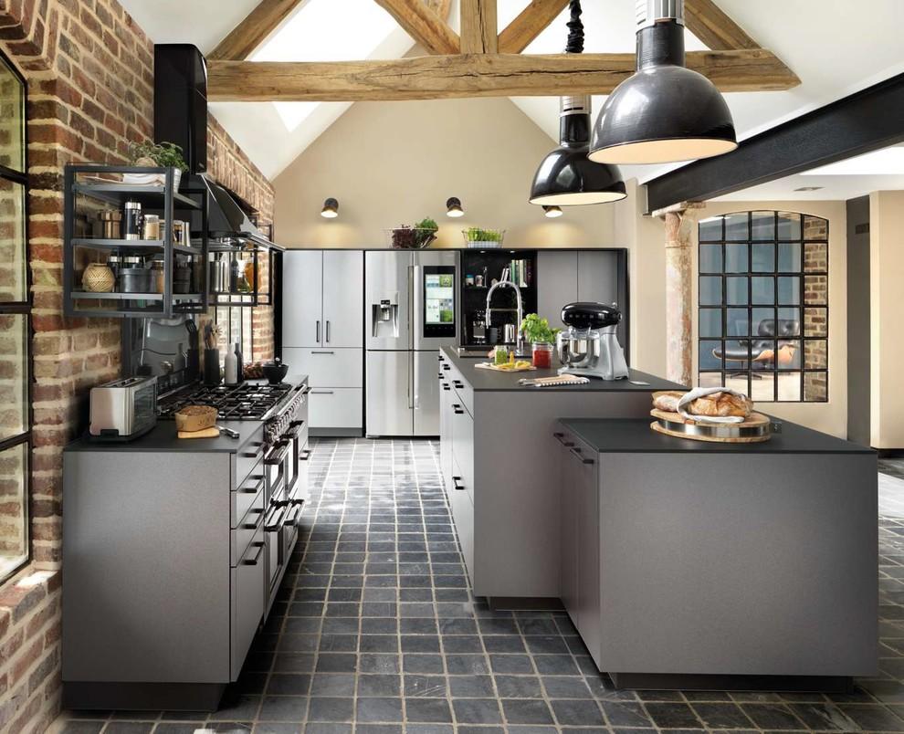 Schmidt Kitchens Designer Range - Industrial - Kitchen ...