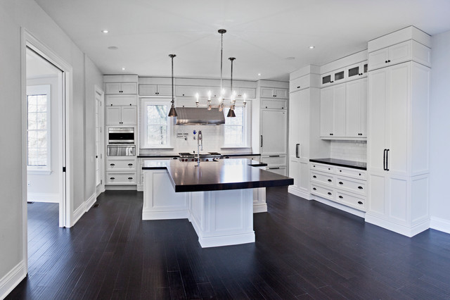 Schoolhouse vale guildford contemporary kitchen for Kitchen ideas guildford