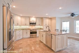 Schrader waypoint zelmar home remodel traditional - Zelmar kitchen designs orlando fl ...