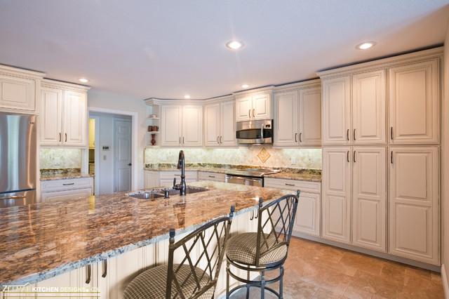 Schrader waypoint zelmar home remodel traditional for Colorado kitchen designs llc