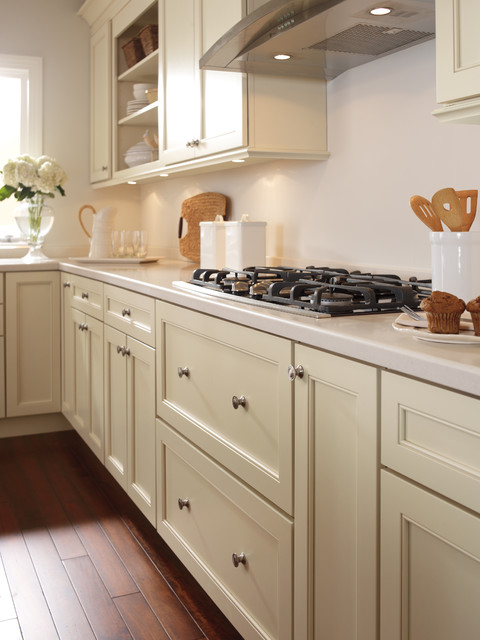 Schrock Cabinetry Spotlight - Traditional - Kitchen - Boston - by ...