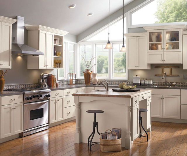 Schrock Cabinetry traditional-kitchen
