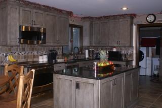 Schuler boardwalk kitchen dellinger eclectic kitchen for F kitchen lancaster