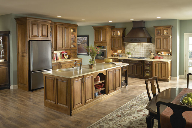 Schuler cabinetry traditional kitchen seattle by for Bedroom furniture 98383