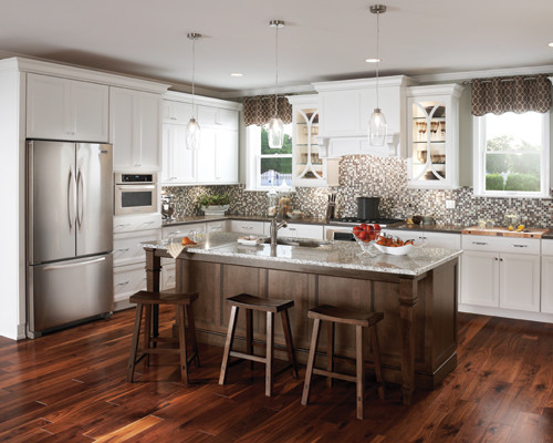 Schuler Cabinetry traditional-kitchen