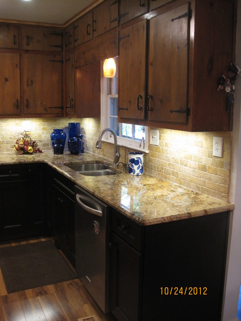Schuler Cabinets traditional-kitchen
