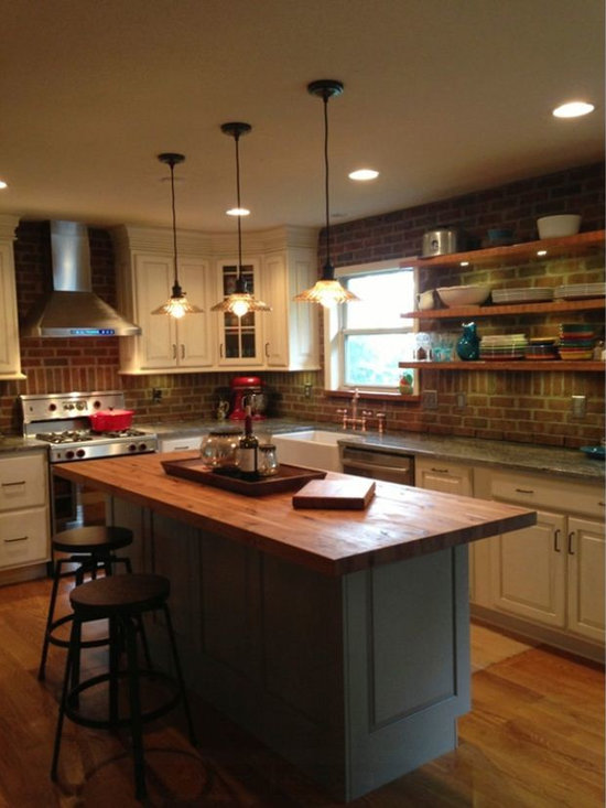 Different color kitchen island home design ideas pictures for Different kitchen island designs