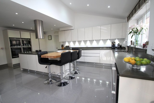 Schuller Contemporary Kitchen Other By Ad3 Design
