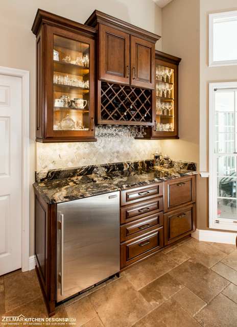 Schultz Waypoint Zelmar Home Remodel Traditional Kitchen Orlando By Zelmar Kitchen