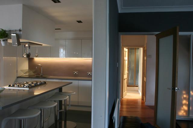 Scott Hammond Design contemporary-kitchen