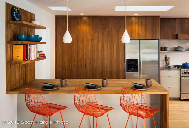 Scott Hargis Photo - Midcentury - Kitchen - San Francisco - by Scott Hargis Photo