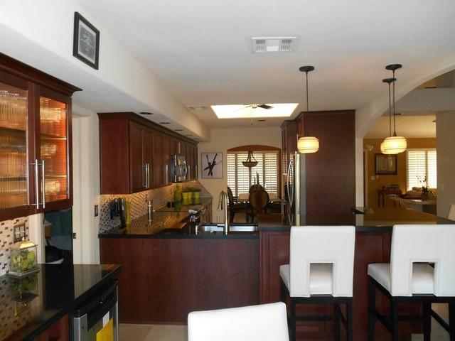 Scottsdale AZ Remodel transitional-kitchen