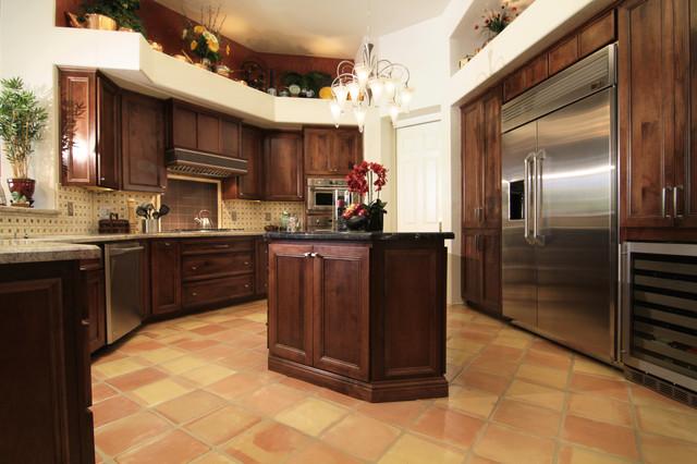 Scottsdale Kitchen Remodel Traditional Kitchen