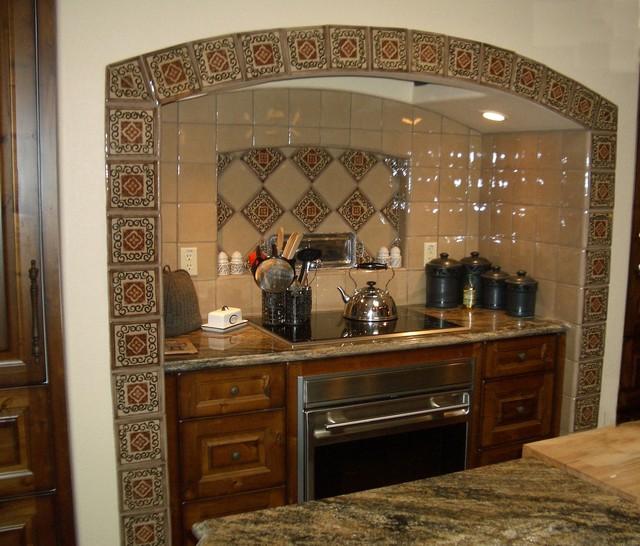 Scottsdale Ranch kitchen traditional-kitchen