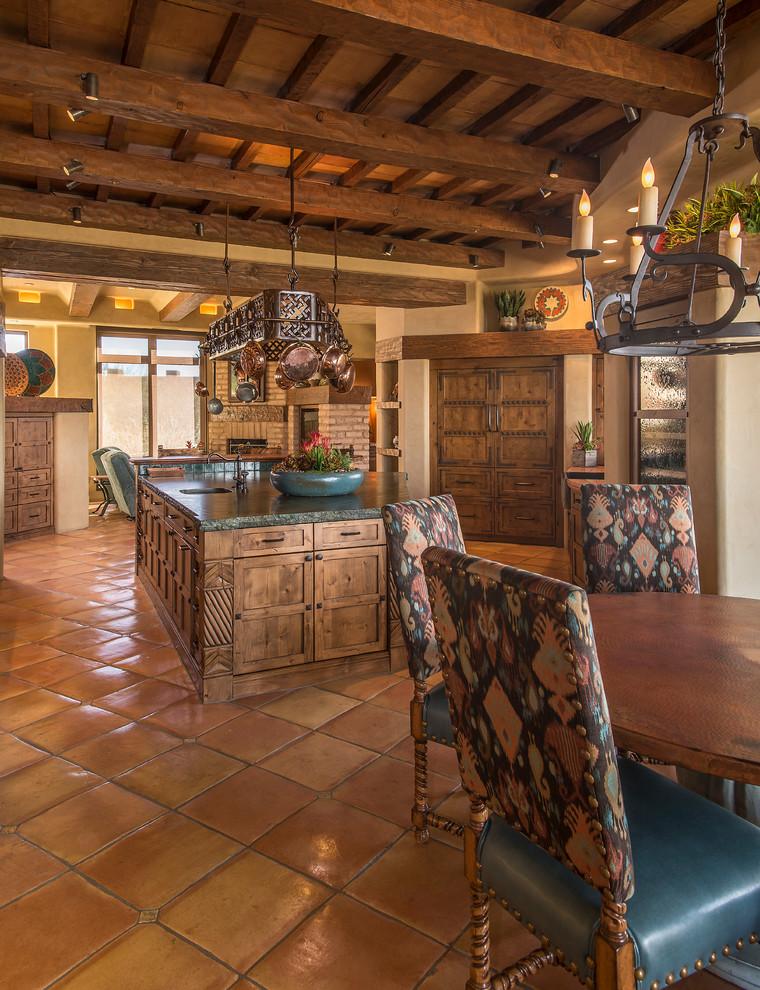 Scottsdale Southwest Southwestern Kitchen Phoenix
