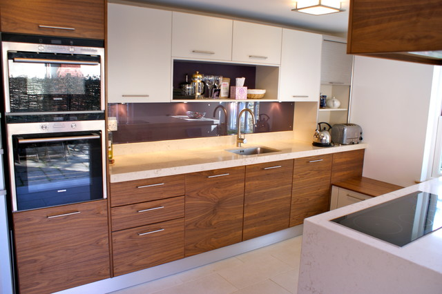Scr Kitchen Project Samples Contemporary Kitchen Auckland By Scr Auckland Builders