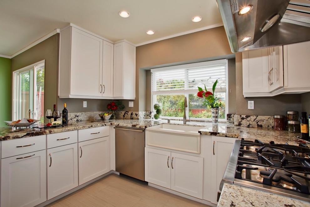 Scripps Ranch Kitchen Farmhouse Kitchen San Diego By Miramar Kitchen And Bath