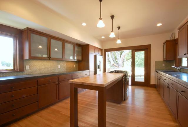 SE Portland Craftsman Kitchen/Bath Remodel craftsman-kitchen
