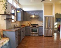 SE Portland kitchen remodel eclectic-kitchen