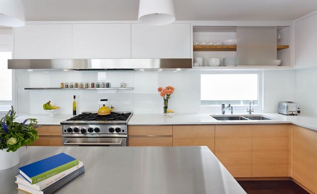 Sea Cliff modern-kitchen