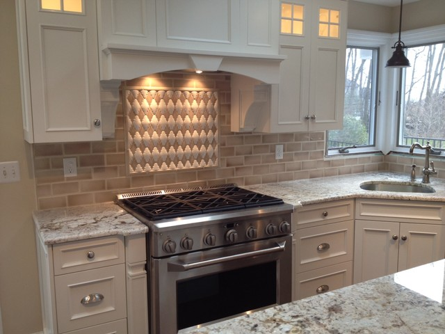 Sea Girt Project's traditional-kitchen