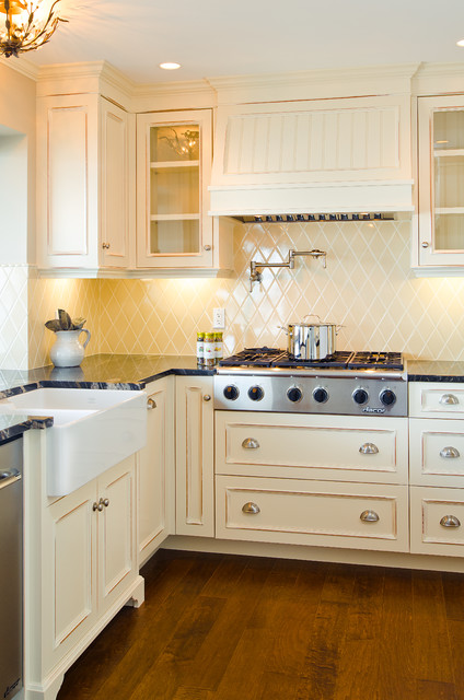Sea View traditional-kitchen