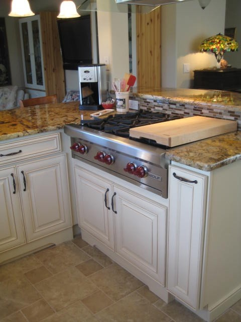 Seabeck Kitchen - Traditional - Kitchen - Seattle - by ...