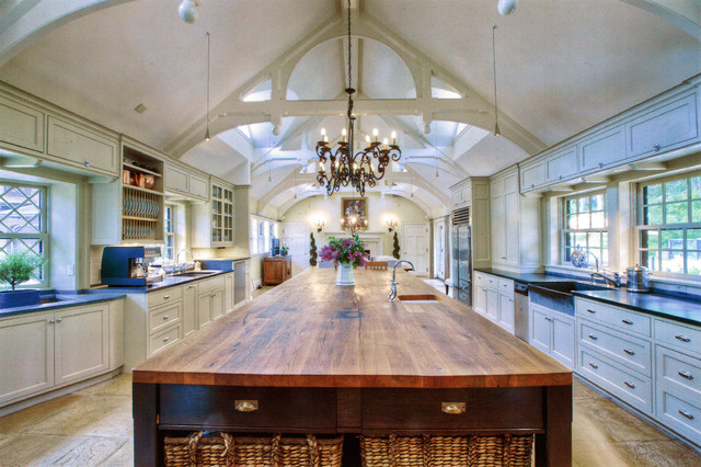 Seacroft Victorian Kitchen Boston By Stephen R Holt Architects