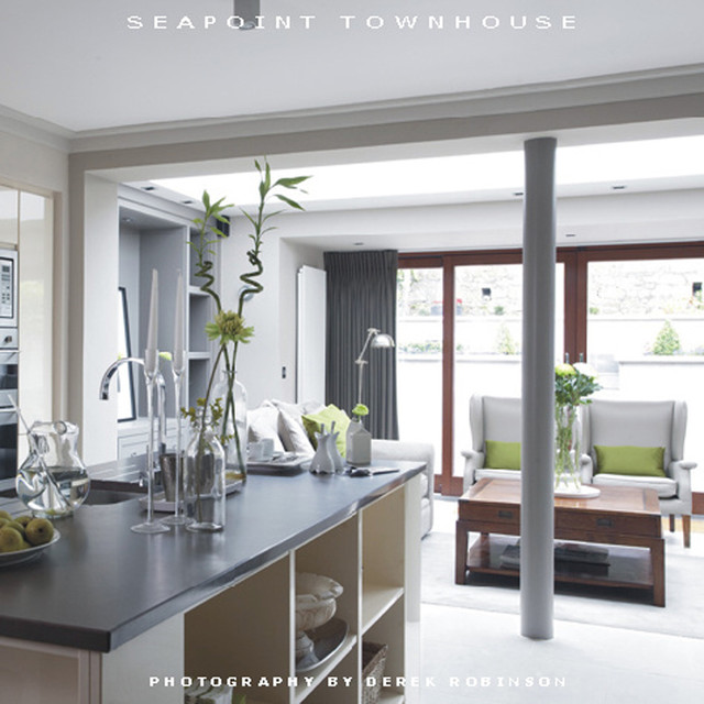 seapoint townhouse wall morris design kitchen dublin