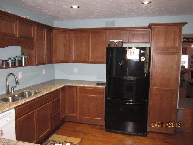 Sears Kitchen Diamond Prelude - Traditional - Kitchen - Oklahoma City - by Lowe's