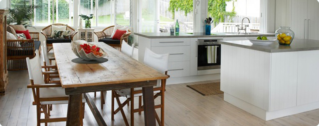 Seaside Creative Interiors contemporary-kitchen
