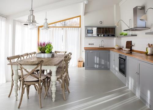 Il Classico Tavolo è Meglio Di Una Cucina A Isola