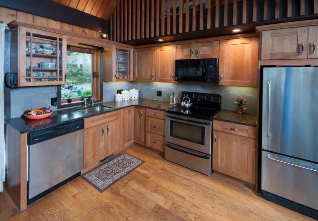 Seaside Kitchen contemporary-kitchen