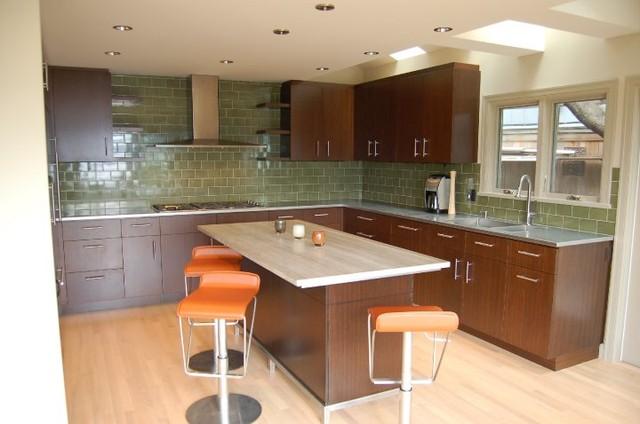 Seattle kitchen remodel modern-kitchen