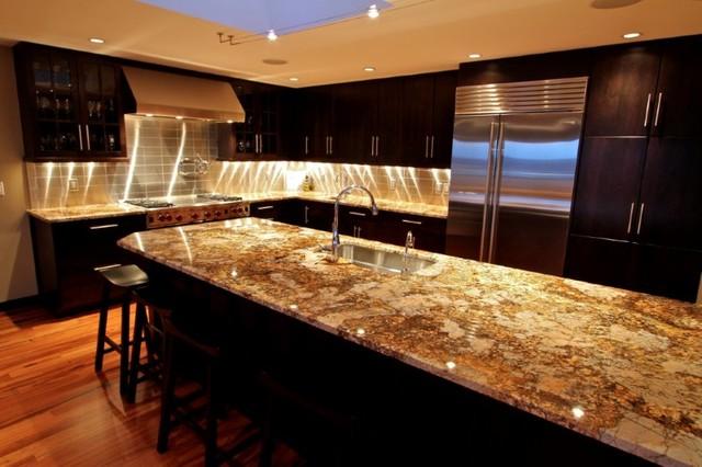Seattle- Queen Anne Kitchen Remodel contemporary-kitchen