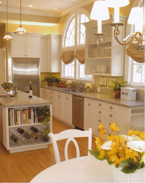 Seaview Traditional Kitchen San Francisco By Carlene Anderson Kitchen Design