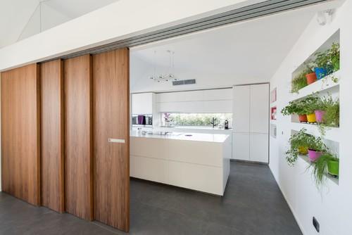 Awesome Porte Scorrevoli Per Cucina Contemporary - Home Interior ...