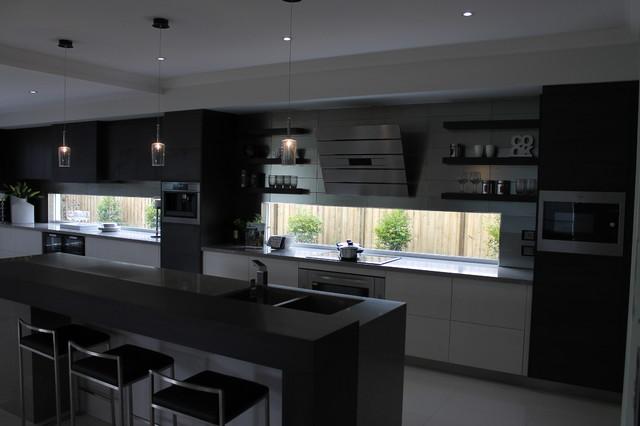 Seavue QLD contemporary-kitchen