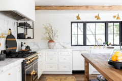 New This Week: 3 Beautifully Balanced White Kitchens