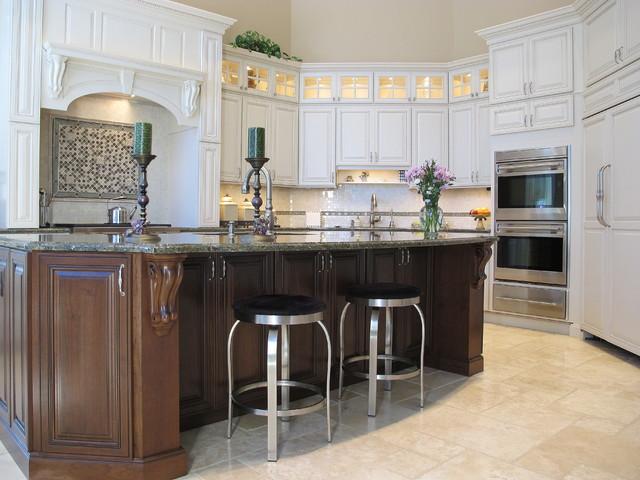 kitchen design center award winning projects traditional kitchen