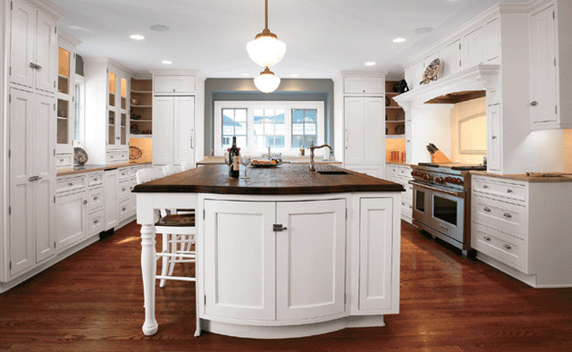 Seifer Kitchen Design Center Award Winning Projects Transitional Kitchen New York By