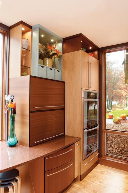 Seifer Kitchen Ideas contemporary-kitchen