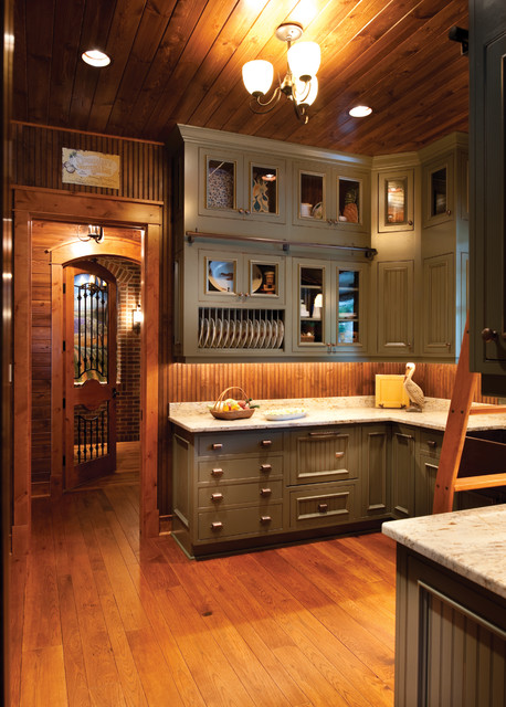 Seifer kitchen ideas craftsman kitchen new york by seifer kitchen design center - Craftsman kitchen design ...