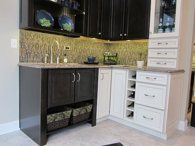 Seigle's Chicago Showroom traditional-kitchen