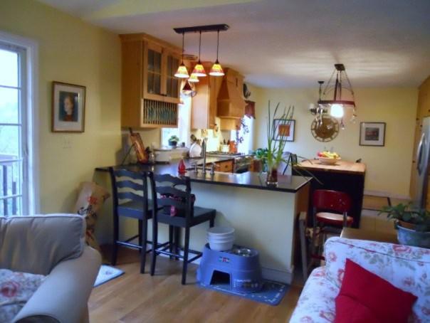 Seitz Kitchen/Family Room Built-Ins traditional-kitchen