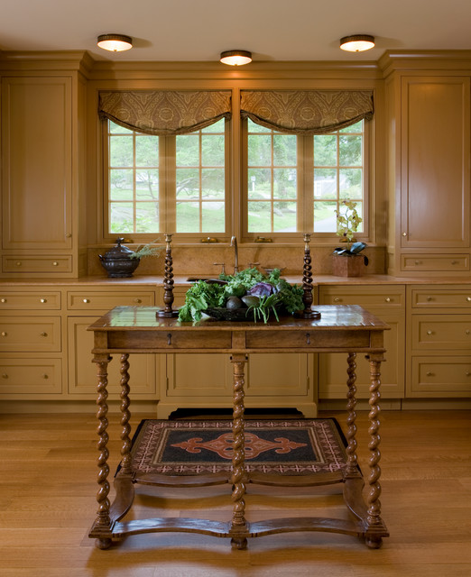 Selkirk Ledge traditional-kitchen